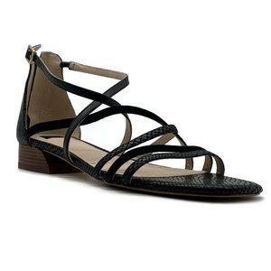 Louise et Cie Eleri Crisscross Straps Sandal